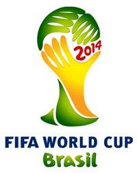 Logomarca da Copa do Mundo de 2014 no Brasil