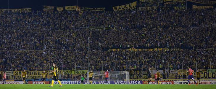 Copa Libertadores da América - Foto  Jimmy Baikovicius 2561f206b53