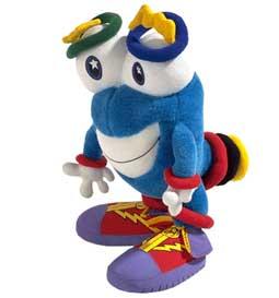 Mascote dos Jogos Olímpicos de Verão - Atlanta 1996 - Whatizit?