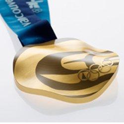 Medalha dos Jogos Olímpicos de Inverno de 2010
