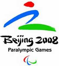 Pôster dos Jogos Paraolímpicos de Verão - Pequim 2008