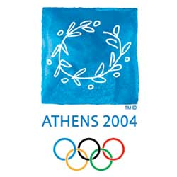 Emblem - Athens 2004 - Games of the XXVIII Olympiad - Summer Olympic Games