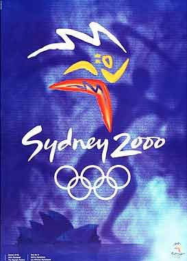 Poster - Atlanta 1996 - Games of the XXVII Olympiad - Summer Olympic Games