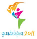 Logo dos Jogos Pan-Americanos Guadalajara 2011