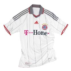 Uniforme 3 do Bayern M�nchen - Temporada 2009/2010