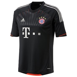 Uniforme 3 do Bayern M�nchen - Temporada 2012/2013