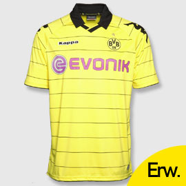 Uniforme 1 do Borussia Dortmund - Temporada 2010/2011