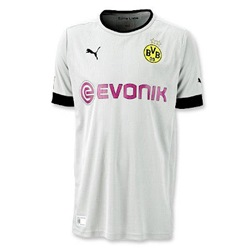 Uniforme 3 do Borussia Dortmund - Temporada 2012/2013
