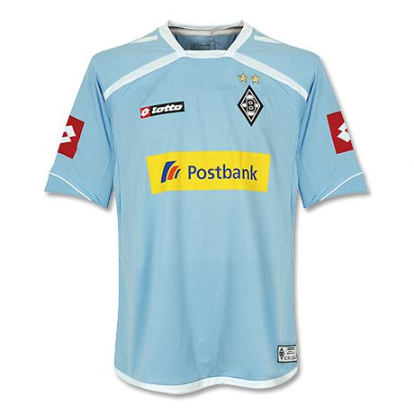 Uniforme 3 do Borussia M�nchengladbach - Temporada 2010/2011