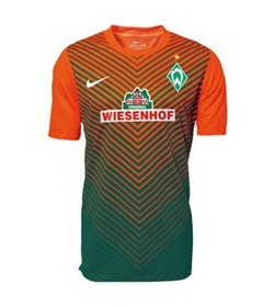 Uniforme 3 do Werder Bremen - Temporada 2012 2013 c32de67fa7652